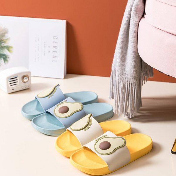 El Aguacate Store Sandalias de Aguacates 3D