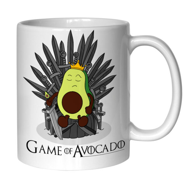 Game of Avocados